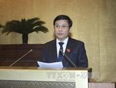 Viện trưởng VKSNDTC Lê Minh Trí Tập trung chống oan sai và chống bỏ lọt tội phạm
