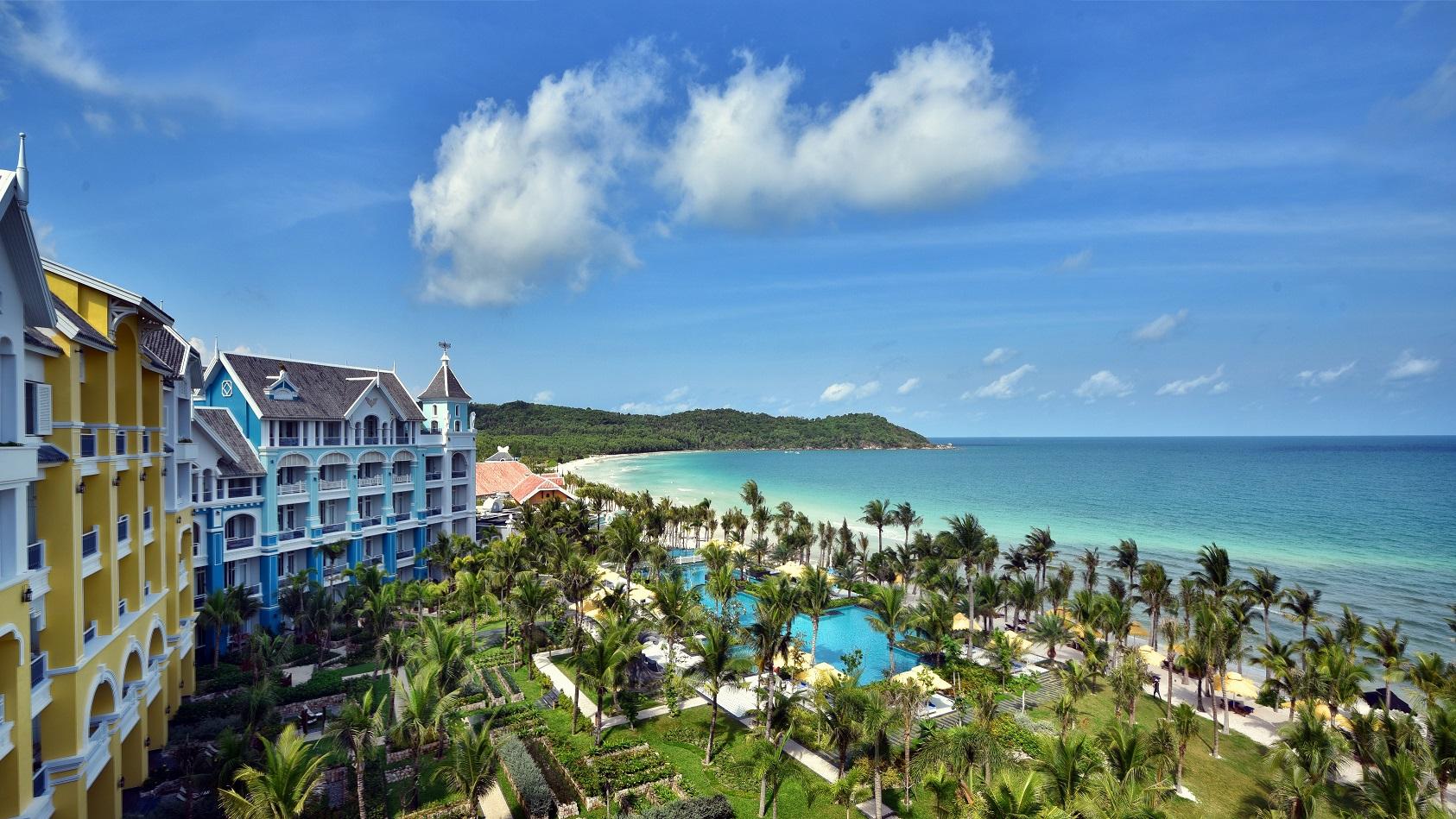Lễ trao giải Oscar của ngành du lịch thế giới 2017 sẽ diễn ra tại JW Marriott Phu Quoc Emerald Bay