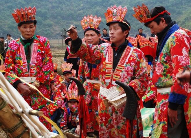Lễ cấp sắc của người Dao có thể trở thành di sản văn hóa đại diện của nhân loại