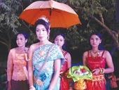 Nét văn hóa trong trang phục cưới người Khmer