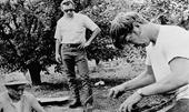 Thi thể người đàn ông đồng tính trong vườn đào hé lộ vụ giết người hàng loạt kỳ 1