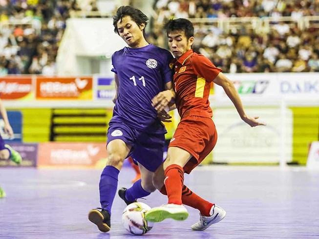 Bán kết VĐ Futsal Đông Nam Á Đừng đùa với Malaysia