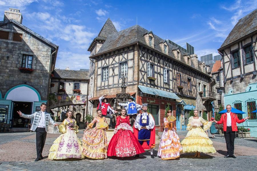 Mercure Bana Hills French Village tặng ưu đãi đặc biệt cho khách hàng