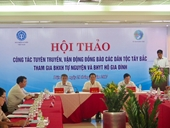 Tỷ lệ tham gia BHYT ở 6 tỉnh Tây Bắc cao nhưng chưa bền vững
