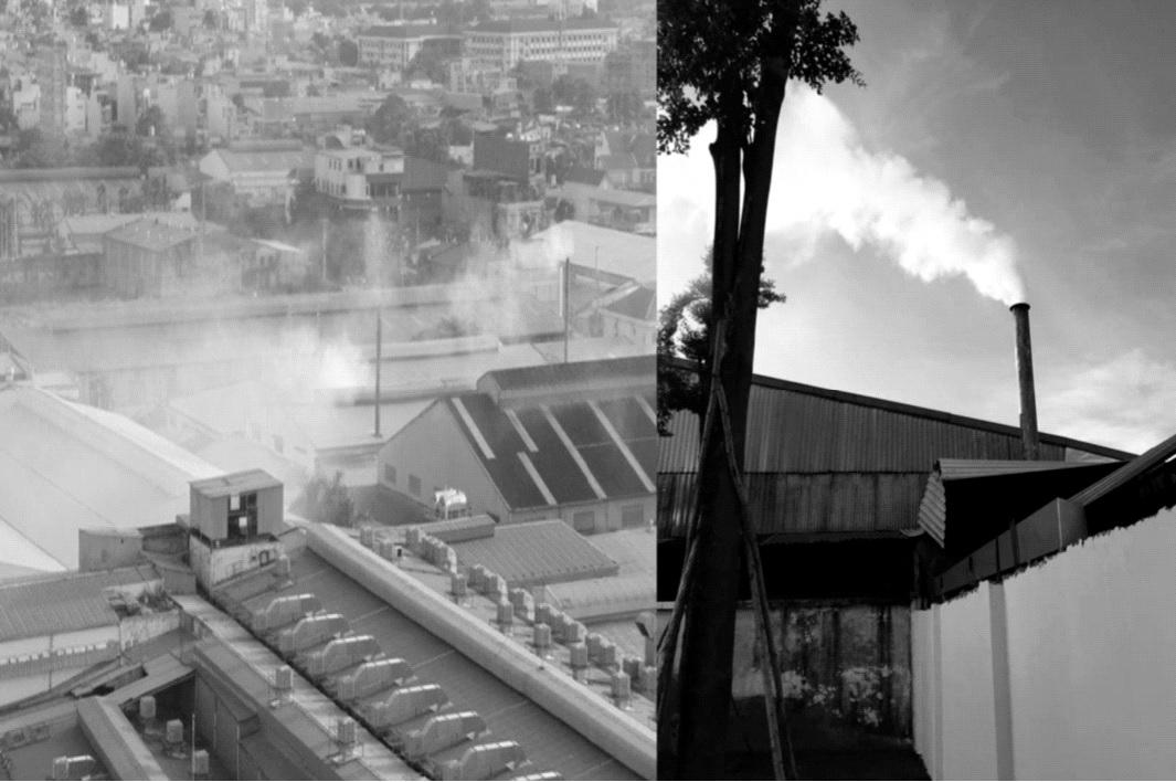 Ô nhiễm khói bụi tại chung cư vùng ven TP HCM Loay hoay xử lý… trên giấy