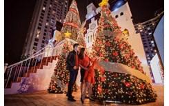 Vincom ngập tràn sắc màu lễ hội Giáng sinh 2017