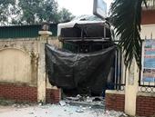 Nghệ An Cây ATM phát nổ trong đêm