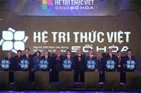 """Khởi động đề án """"Hệ tri thức Việt số hoá"""""""