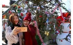 Đến Sun World Fansipan Legend tận hưởng lễ hội mùa đông lung linh tuyết trắng