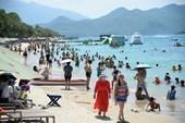 Khánh Hòa Khách du lịch vượt mốc 2 triệu lượt