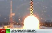 Tổng thống Nga Putin bất ngờ ra lệnh phóng tên lửa sát thủ Avangard