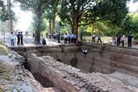 Thu được 20 000 mẫu di vật của nền Văn hóa Óc Eo tại An Giang
