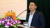 Phó Chủ tịch Thường trực UBND huyện được phân công thay ông Nguyễn Hồng Lâm