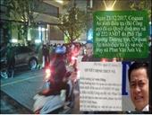 Bị can Phan Văn Anh Vũ đã bị bắt