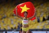 Điền kinh Việt Nam gặp đối thủ mạnh tại ASIAD 18