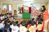 Chính sách mới đối với giáo viên mầm non