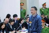 """""""Lời khai của bị cáo Trịnh Xuân Thanh không đúng với sự thật của vụ án"""""""