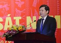 VKSND Quảng Ninh Dẫn đầu phong trào thi đua năm 2017