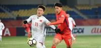 Quang Hải lập tuyệt phẩm, U23 Việt Nam vẫn bị Hàn Quốc lội ngược dòng
