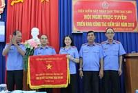 Viện kiểm sát TP Cần Thơ và 2 tỉnh Đồng Tháp, Bạc Liêu triển khai công tác 2018