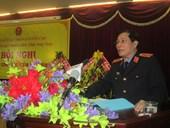 Viện kiểm sát nhân dân tỉnh Phú Thọ đón nhận Cờ thi đua của Chính phủ
