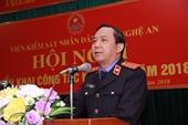 Phó Viện trưởng VKSNDTC Bùi Mạnh Cường Trọng tâm là chống oan sai và bỏ lọt tội phạm