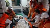 Việt Nam cứu nạn thành công thuyền viên đột quỵ trên tàu mang quốc tịch Liberia