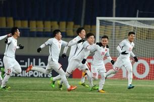 Cầm hoà 0-0, U23 Việt Nam làm nên lịch sử