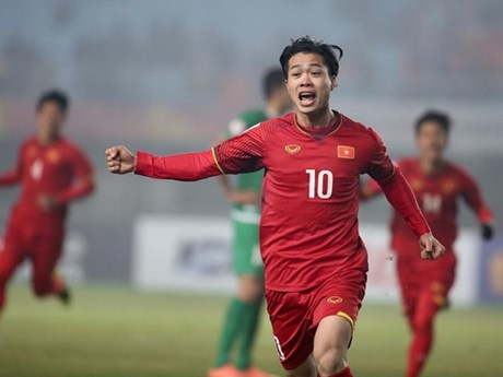 U23 Việt Nam tạo địa chấn với chiến thắng lịch sử trước U23 Iraq