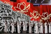 Cầu truyền hình Bản hùng ca mùa Xuân Chân trần - Chí thép