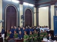 Đại án Phạm Công Danh giai đoạn 2  Viện kiểm sát đang luận tội đối với từng bị cáo