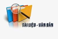 Ban hành Quy chế tạm thời công tác THQCT, kiểm sát việc khởi tố, điều tra và truy tố