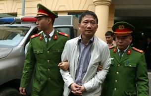 Ngày mai xét xử Trịnh Xuân Thanh, Đinh Mạnh Thắng cùng các đồng phạm về tội Tham ô tài sản tại PVP Land