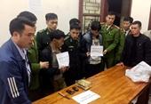 Chờ thời cơ tiêu thụ 01 kg ma tuý đá, 2 đối tượng người Lào bị bắt giữ