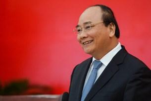 Thủ tướng Nguyễn Xuân Phúc chúc mừng Đội tuyển Việt Nam