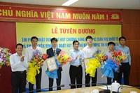 Hà Tĩnh đạt tốp 05 học sinh giỏi Quốc gia