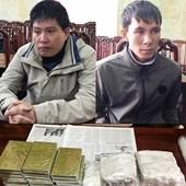 Nghệ An Bắt giữ 2 đối tượng vận chuyển Heroin số lượng lớn