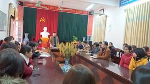 Sau loạt bài trên báo Bảo vệ pháp luật Cách chức Hiệu trưởng trường tiểu học Tề Lỗ