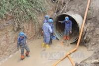 Ngày 5 3, xét xử 9 bị cáo trong vụ vỡ đường ống nước sông Đà