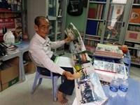 Người lưu giữ văn hóa Việt