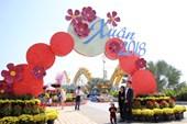 Rực rỡ muôn hoa khoe sắc bên Sông Hàn
