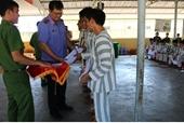Xét giảm thời hạn án phạt tù dịp tết Nguyên đán 2018