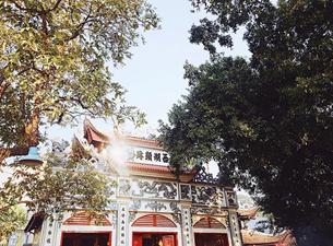 5 địa điểm du xuân ở Hà Nội hấp dẫn nhất 2018