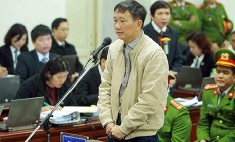 Xét xử nhiều vụ đại án, Việt Nam tăng bậc về chỉ số cảm nhận tham nhũng