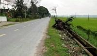 Khởi tố tài xế gây tai nạn làm 10 người thương vong trong đêm giao thừa