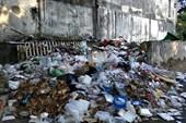 Công viên Tao Đàn bị biến thành bô rác, tại sao