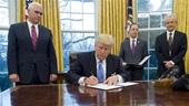 25 Thượng nghị sĩ Mỹ gửi tâm thư kêu gọi Tổng thống Trump quay lại TPP