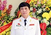 Phê chuẩn lệnh khởi tố nguyên Cục trưởng Cục Cảnh sát phòng chống tội phạm công nghệ cao