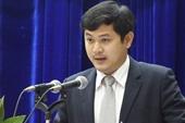 Giám đốc Sở KH-ĐT trẻ nhất tỉnh Quảng Nam mất chức