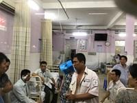 """4 nhân viên Điện lực bị """"truy sát"""" từ hiện trường đến bệnh viện"""